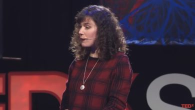 Photo of What crows can teach us about death   Dr. Kaeli Swift   TEDxSalem