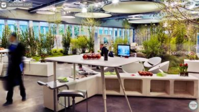 Photo of Top 10 Coolest Offices In The World || Pastimers