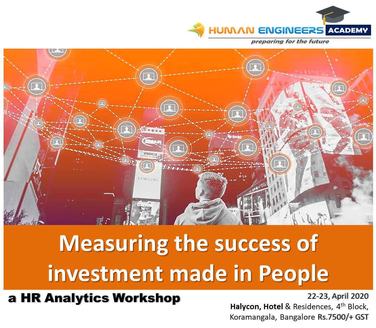 HR Analytics Workshop from Human Engineers Academy