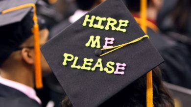 Photo of The job market is hot. So why are half of U.S. grads missing out?