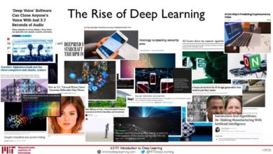Photo of Deep Learning New Frontiers | MIT 6.S191