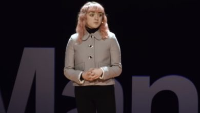 Photo of Don't strive to be famous, strive to be talented | Maisie Williams | TEDxManchester