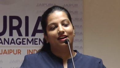 Photo of How attitude plays a role in your career – Vartika Bharti, Senior HR Manager, Mancer Consulting