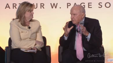 Photo of Jack Welch on Hiring Talented People