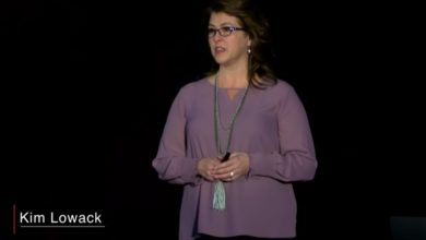 Photo of How Crawling Can Change the World   Kim Lowack   TEDxYouth@LCS