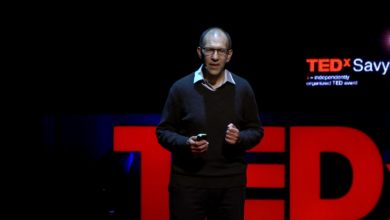 Photo of Reinventing ourselves throughout our lives | Daniel A. Levy | TEDxSavyon