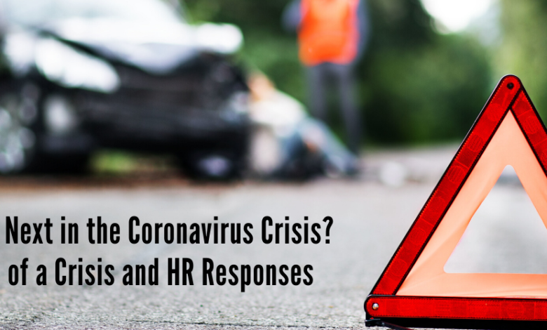 HR Response to Corona Virus by Dave Ulrich