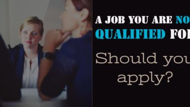 Photo of Should you apply for a job where you do not meet all the criteria?