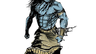 Photo of Hindu gods like Rama & Shiva have six packs now to kill bad guys, like American superheroes
