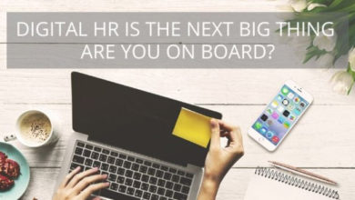 Photo of How Is Digital HR Going to Impact the Workplace and What Can We Learn From It?