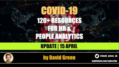 Photo of COVID-19: Resources for HR and People Analytics