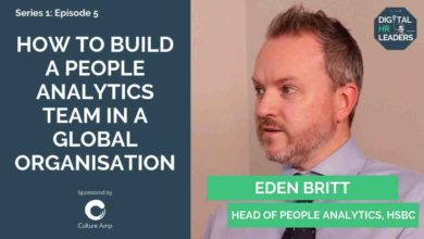 Photo of How to Build a People Analytics Team in a Global Organisation (Interview with Eden Britt, Group Head of People Analytics at HSBC)