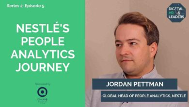 Photo of Nestlé's People Analytics Journey (Interview with Jordan Pettman, Global Head, People Data, Analytics and Planning at Nestlé)