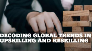 Photo of DECODING GLOBAL TRENDS IN UPSKILLING AND RESKILLING