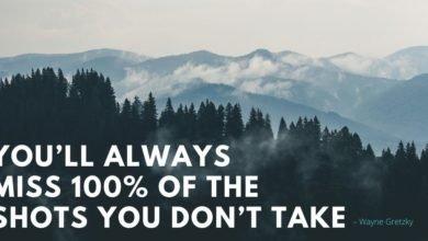 Photo of Risk > Regret