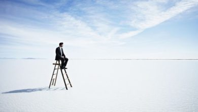 Photo of The Risks of Candidates Climbing Back Down the Corporate Ladder