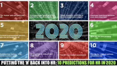 Photo of Putting the 'H' back into HR – 10 Predictions for HR in 2020
