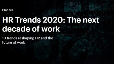 Photo of HR Trends 2020: The next decade of work
