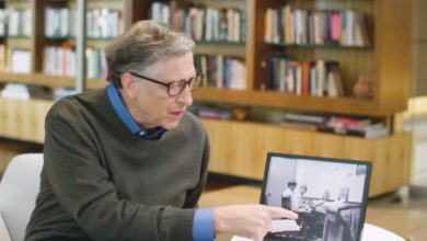 Photo of Bill Gates Breaks Down 6 Moments From His Life | WIRED
