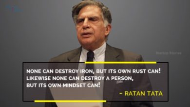 Photo of Ratan Tata Inspirational Video | Best Motivational Speech | Rules of Success | Startup Stories