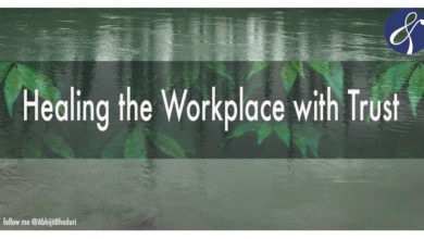 Photo of Healing the Workplace with Trust