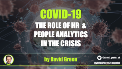 Role of HR People Analytics David Green