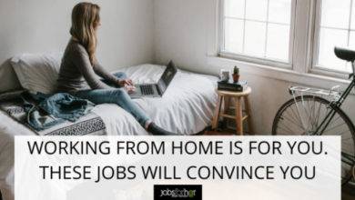 Photo of 19 of the Best Work-From-Home Jobs For You