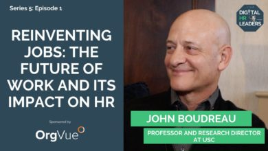 Photo of Reinventing Jobs: The Future of Work and its impact on HR