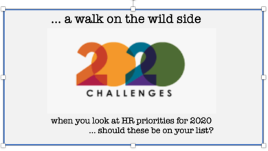 """Photo of Top 10 Global issues and hotspots for HR leaders in 2020 – the """"first five"""""""