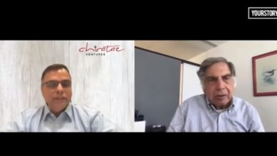 Photo of Ratan Tata talks about how one can build a 'disaster-proof' business