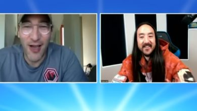 Photo of A Conversation with Steve Aoki