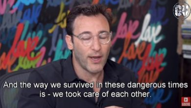 Photo of Simon Sinek – How to build SELF CONFIDENCE, Leadership Mindset