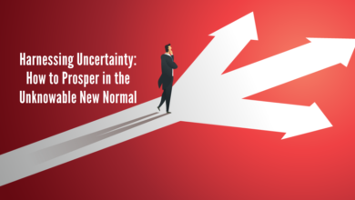 Photo of Harnessing Uncertainty: How to Prosper in the Unknowable New Normal