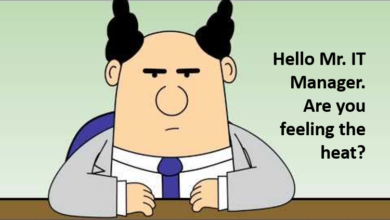 Photo of Hello Mr. IT Manager! Are you feeling the heat?