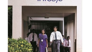 Photo of Despite Covid-19 induced slowdown, Infosys to do campus hirings this fiscal