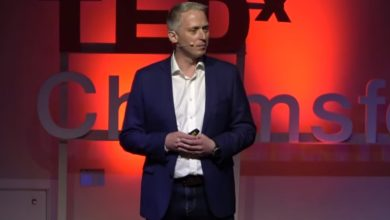 Photo of Thinking Differently About Dementia   Neil Mapes   TEDxChelmsford