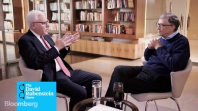 Photo of The David Rubenstein Show: Microsoft Co-Founder Bill Gates