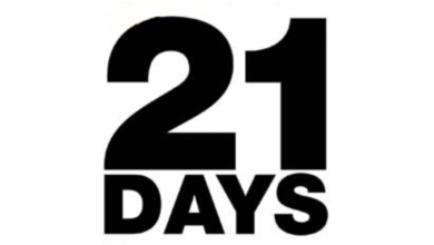 Photo of 21 Days – A Once In A Lifetime Opportunity