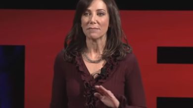 Photo of Lessons from the ledge: Alison Levine at TEDxMidwest