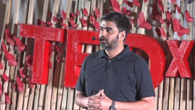 Photo of The Power of Stock Market Investment | Anupam Singhi | TEDxPCCOE