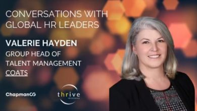 Photo of The Future of Talent with Valerie Hayden – Conversations with Global HR Leaders