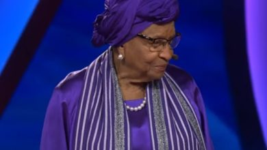 Photo of How women will lead us to freedom, justice and peace | H.E. Ellen Johnson Sirleaf