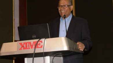 Photo of 60 years of Professional Service and still going strong…. Prof Philip, Founder & Chairman of XIME