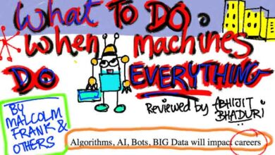 Photo of What To Do When Machines Do Everything