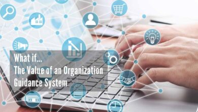 Photo of What if…The Value of an Organization Guidance System
