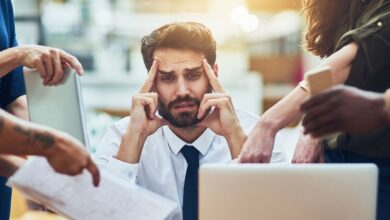 Photo of 5 Management Tips for Overwhelmed Team Leaders