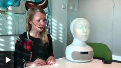 Photo of Meet Tengai, the job interview robot who won't judge you