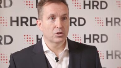 Photo of IBM Chief HR Officer, Gary Kildare talks about the future of HR