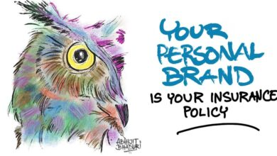 Photo of Your personal brand is an insurance policy