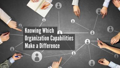 Photo of Knowing Which Organization Capabilities Make a Difference